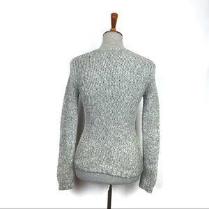 Theory Sweaters - 💎3/$25 Theory Gray Wool Knit V Neck Sweater